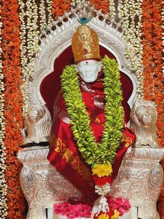 Jai Ram, Sai Baba Photos, Om Sai Ram, Indian Gods, Universe, Christmas Ornaments, Holiday Decor, Christmas Jewelry, Cosmos