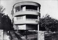 Villa Tesař by Bohuslav Fuchs, Brno, Czech Republic, Art Deco, Balustrades, Bauhaus Style, Streamline Moderne, International Style, Amsterdam, Czech Republic, Modern Architecture, Villa