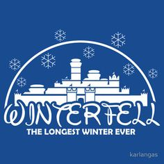 Disney Logo Winterfell