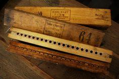 German, Karl Hart Cigar Press - Vintage Industries