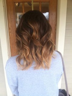 ombre on short hair | Gallery of Short Ombre Hair Pinterest