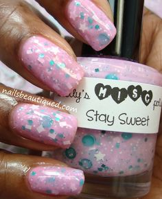 Trelly's M.I.S.C. Polish, Stay Sweet