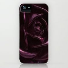 Dark Rose iPhone & iPod Case by TheseRmyDesigns