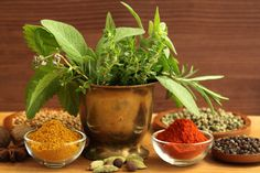 Uses of Herbs and spices