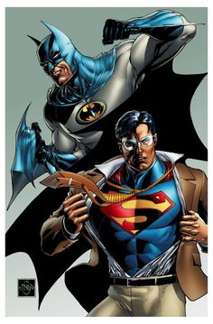 World's Finest by Ethan Van Sciver
