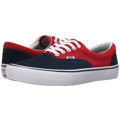 d12eb897104862 Vans Era Pro ( 76 Navy Red) Shoes (975 ARS) ❤