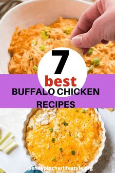 This easy buffalo chicken dip recipe tastes incredibly delicious! Makes the perf. - This easy buffalo chicken dip recipe tastes incredibly delicious! Makes the perfect appetizer to br - Easy Make Ahead Appetizers, Appetizers For Party, Easy Dinner Recipes, Easy Meals, Buffalo Chicken Dip Recipe, Chicken Dips, Dip Recipes, Appetizer Recipes, Grilling Recipes
