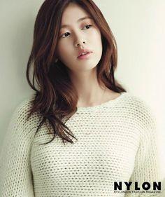 Jung So Min Nylon Magazine February Issue Young Actresses, Korean Actresses, Asian Actors, Korean Actors, Jung So Min, Hwang Jin Uk, Dramas, Playful Kiss, Deep Set Eyes