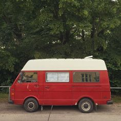 VANS OF BERLIN — Volkswagen LT31 Hightop #volkswagen #VWvan...