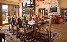View rustic kitchens designed by the best rustic interior designers. From farmhouse kitchens to log homes and cabins with rustic kitchen ideas & tips. Interior Design Basics, Beautiful Interior Design, Rustic Room, Rustic Decor, Rustic Home Design, Santa Lucia, The Ranch, Log Homes, Rustic Furniture