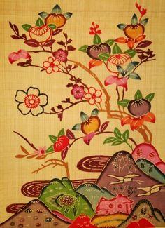Bingata fabric                                                                                                                                                                                 More