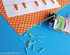 carrot fingerprint craft