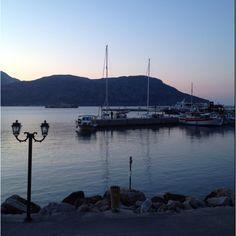 Descreve o teu pin... Sunset at Karpathos