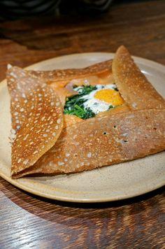 ブレッツカフェ クレープリー - 料理写真: