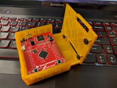 This case is for a Texas Instruments Tiva C series Launchpad, and was modeled off of the Rev 1, Arduino, Nintendo Consoles, Pattern, Diy, Bags, Log Projects, Handbags, Bricolage