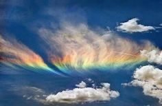 The cloud of beauty