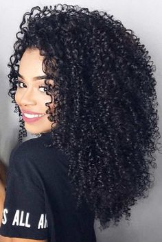 Want to wake up with curls but can't decide between spiral perm vs regular perm? We're telling you everything you need to know about spiral perm hairstyles! Curly Hair Styles, Long Curly Hair, Natural Hair Styles, Girls With Curly Hair, Short Hair, Long Natural Curls, Updo Curly, Curly Bob, Kinky Curly Wigs