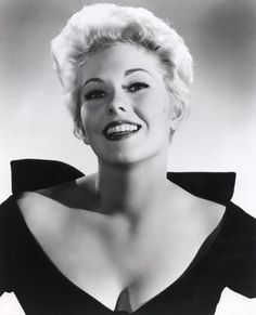 kim Novak my mother named me kim because of her...