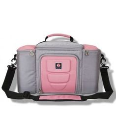 Newest addition to my must-have-daily items! Important to my fitness success..SIX PACK BAG! Love it!
