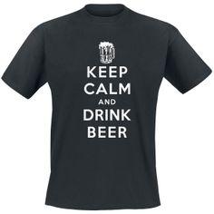 """Kerrankin """"Keep calm"""" -paita, jonka voi allekirjoittaa."""