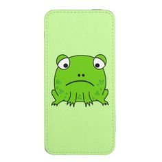 Sad Frog iPhone SE/5/5s/5c Pouch