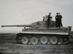 Panzer-VI ,,Tiger'' . SS Totenkopf Division 1942 ...