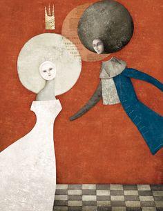 Иллюстратор Gabriel Pacheco. Комментарии : LiveInternet - Российский Сервис Онлайн-Дневников