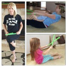 10 workout tips for moms. Mommy.Nanny.Guru.