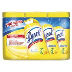 LYSOL Brand 84251 Disinfecting Wipes #84251 #Lysol #TAATowelsWipes  https://www.officecrave.com/lysol-brand-84251.html