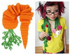 Twinkie Chan!!!!  This pattern is in here book!!!   -from Mollie Makes