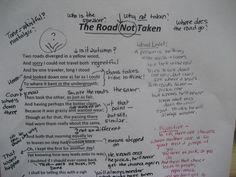 the road not taken parody