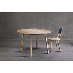Skandinavische Möbel   Runde Esstische Aus Holz