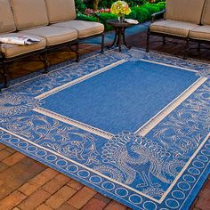 Take a look at the Porch Perfect: Outdoor Rugs event on zulily today!