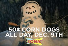 Are Dogs Allowed In Menards Sonic Drive In, Restaurant Deals, Corn Dogs, After School Snacks, Dog Boarding, Dog Food Recipes, Coupon Deals, Day, San Antonio