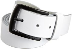 Fox Men's Core Belt   100% Polyurethane   Hand Wash   Stamped fox head logo   Matte black metal belt buckle with stamped logo
