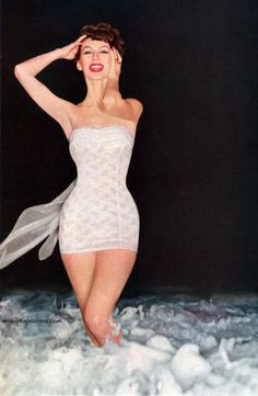Cole Swimwear 1957 - Dovima