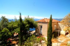 Property for sale in Upper Kamini, Hydra, Greece. A tiny two ...