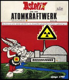 Asterix und das atomkraftwerk
