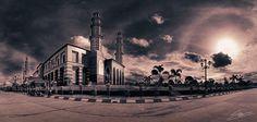 Dian al Mahri Mosque - HDR  By: Thio Eka Wirya