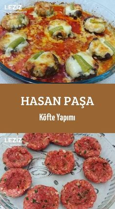 Hasan Paşa Köfte Yapımı