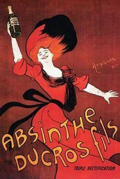 The+Artist's+Muse:+Absinthe
