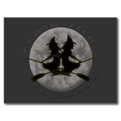 #Halloween #Witches' The #Broomstick #AirForce #Design. This design is customizable and is available for a variety of products. Text adding is optional.