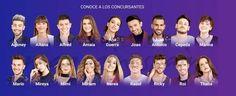 Operación Triunfo - Los concursantes Dove Cameron, Selfish, Thalia, Mario, Lol, Facts, Memes, Kawaii, Random