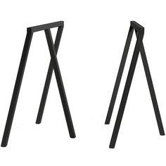 Hay Loop Stand tafel frame http://www.flinders.nl/hay-loop-stand-frame