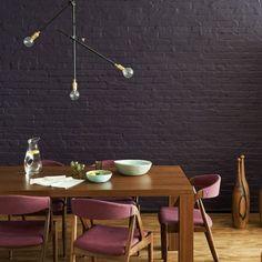 Esszimmer Wohnideen Möbel Dekoration Decoration Living Idea Interiors home dining room - Warehouse-eleganten Speisesaal