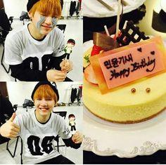 Happy birthday yoongiya!!:*