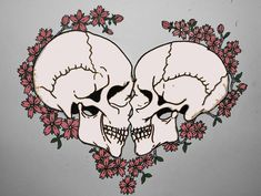 Find images and videos about love, art and grunge on We Heart It - the app to get lost in what you love. Couple Drawings, Love Drawings, Art Drawings, Skeleton Love, Skeleton Art, Skeleton King, Skeleton Drawings, Skeleton Tattoos, Skeleton Couple Tattoo