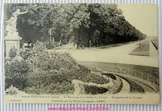 French Antique Postcard - Saint-Germain-en-Laye, Yvelines, France by ChicEtChoc on Etsy