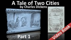 Part 1 - A Tale of Two Cities Audiobook by Charles Dickens (Book 01, Chs...
