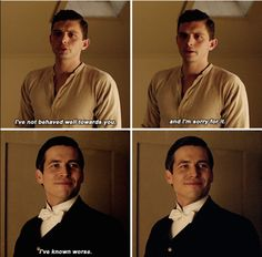 Thomas and Andy | Downton Abbey Season 6